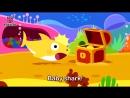 Be Happy With Baby Shark - doo doo doo doo doo doo - Animal Songs - Pinkfong Songs for Children