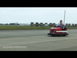 Worlds Fastest Bumper Car - 600cc 100bhp But how FAST