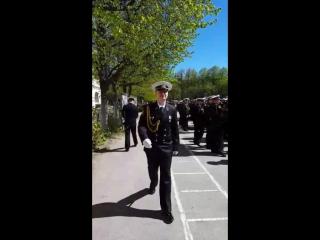 ВУНЦ ВМФ «Военно-морская академия» 27.05.17г
