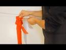 Фокус с красным платком