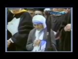 Nene Tereza - Pamje rrenqethese nga Aktivititi i Saj