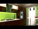 🍀 Идеи для кухни – фартук из мозаики - возможные варианты как выложить мозаику на кухне