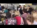 Саломея - экскурсия на фабрику производителей сумок