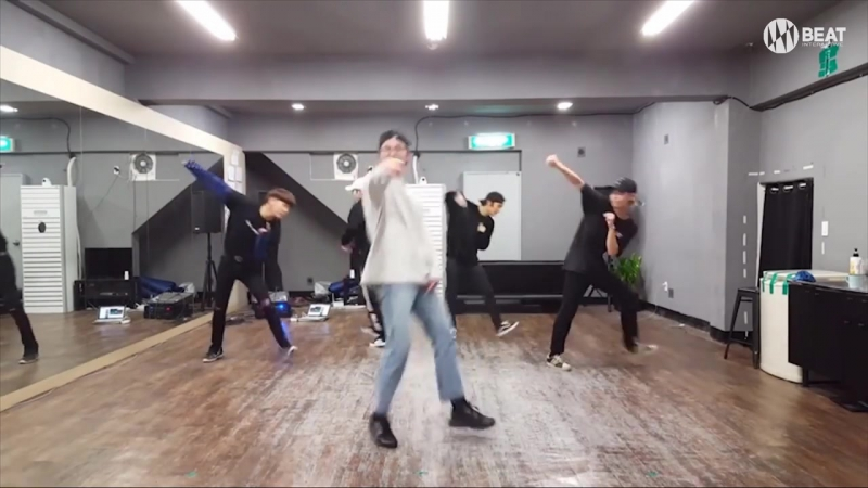 [Replay] H.O.T - 캔디(Candy) Dance practice 3일차 (by A.C.E 에이스)
