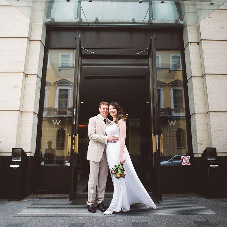 свадьба в санкт петербурге