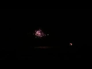 Сирия поздравила Россию с праздником грандиозным фейерверком в Пальмире
