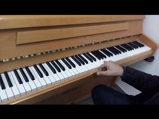 Алек рассказывает про блюзовый акомпанемент