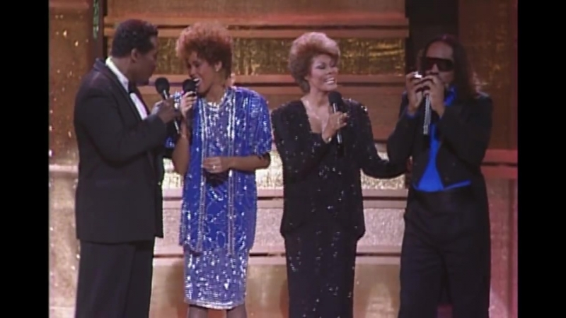 Dionne Warwick, Stevie Wonder, Whitney Houston, Luther Vandross Thats What Friends Are For