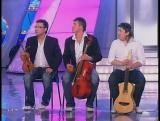 Обычные люди - Музыкальное домашнее задание (КВН Высшая лига 2007. Финал)