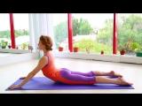 Растяжка и укрепление мышц спины. Strengthening back muscles