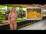 Naked News foodie