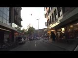 Une promenade en voiture autour de Zurich et dans la ville de Saint-Gall (Août 2016)