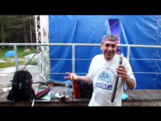 Argishty и Сергей Аргун на фестивале