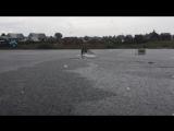 Вейкборд под дождём Кокшайск