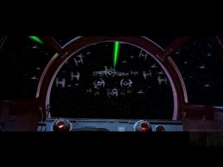 Звездные Войны: Эпизод 6 - Возвращение Джедая | Star Wars: Episode VI (1983) Битва при Эндоре | Космическое Сражение