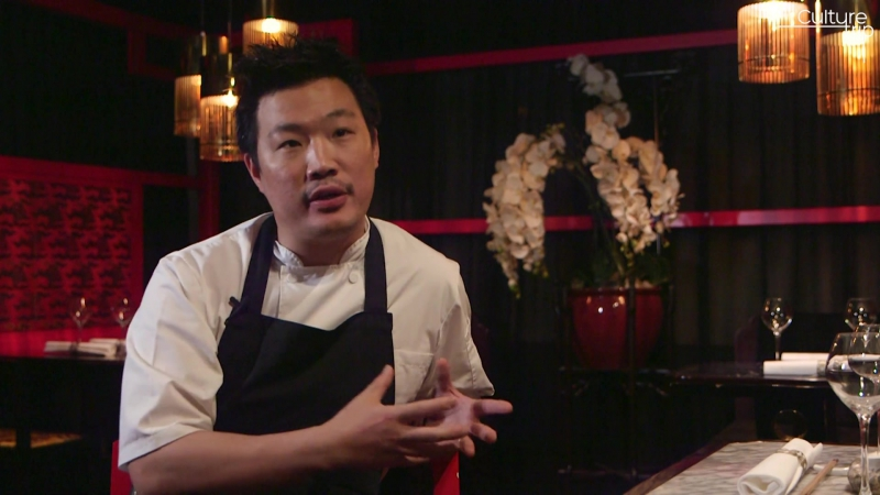 Andrew Wong Chinese noodles A 10 Course Culinary Tour of China In Pimlico London
