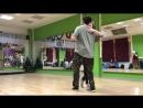 Rudolfo Batista and Anna Erunova intermediate dance
