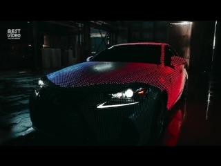 Lexus и 42 тысячи управляемых светодиодов