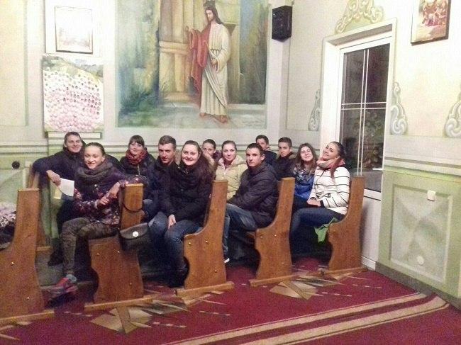 Дружній візит в Дубівці