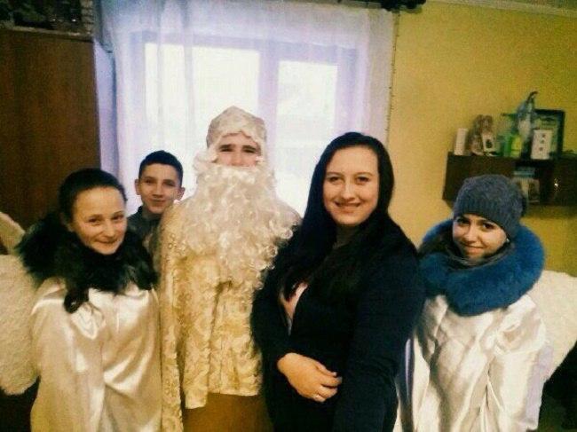 Святий Миколай завітав до сиротинців!