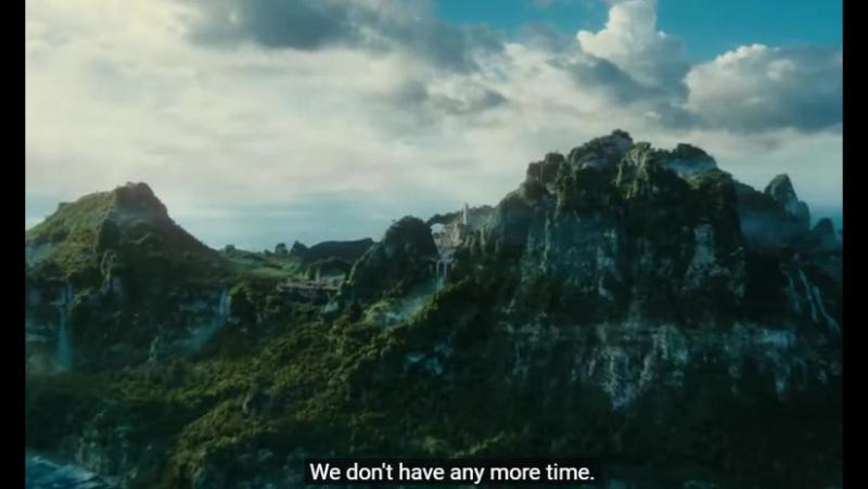 У нас больше не осталось времени (Justice League / Лига справедливости)