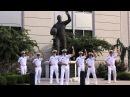 Gangnam Style USNA Spirit Spot пародия от курсантов ВМФ США