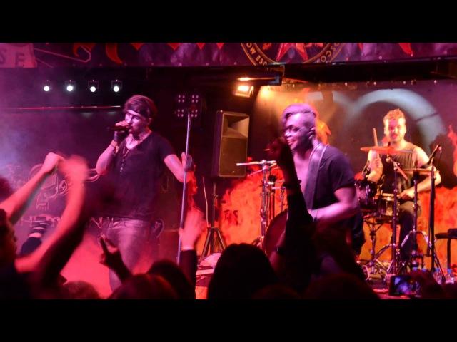 Stahlmann - Süchtig - Moskau, Rock House - 11.10.15