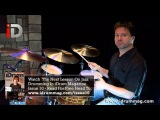 Beginners Jazz Drum Lessons - Lesson 1 With Matt Murphy - iDrum Magazine
