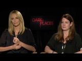Exclusive Interview Charlize Theron And Gillian Flynn Talk Dark Places HD
