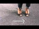 Как научится танцевать танец свинг (eng)