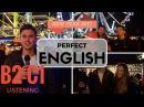 British English New Years Resolutions 2017 London Interviews