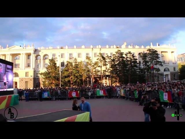 PRINCESS MADOKI | JUDGE DEMO | ISDS in Astana 2015