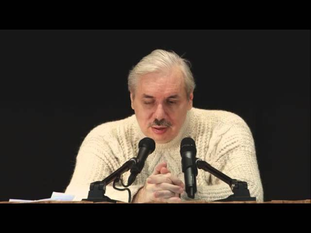 Снятие блокировок. Николай Левашов. 2011 12 10