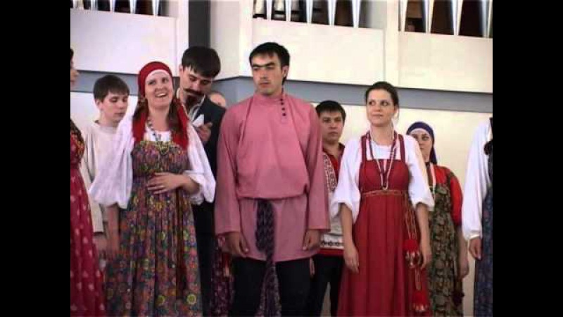 Концертная программа, посвященная Пятницкому