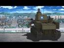 Girls und Panzer - Ode to joy