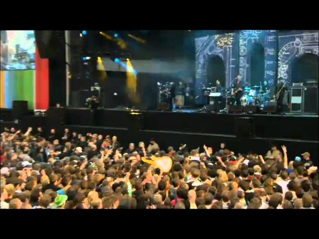Queens Of The Stone Age - Tangled Up In Plaid @ Rock Werchter 2011