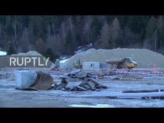 Австрия: Бекон и колбаса завод будет построен на месте бывшего Нацистского трудового лагеря.