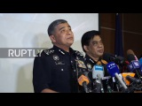 Малайзия: Северо Корейский дипломат разыскивается для допроса в связи со смертью Ким Чон Нама - полиция.