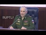 Россия Сирийская Армия прибыла к юго-западу от Манбидж - Министерства Обороны.