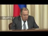 Россия Там нет альтернативы Минской Группы ОБСЕ - Лавров по Нагорному Карабаху.