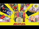 The Beatles - Sgt. Pepper's Lonely Hearts Club Band Full Album Cover 1967