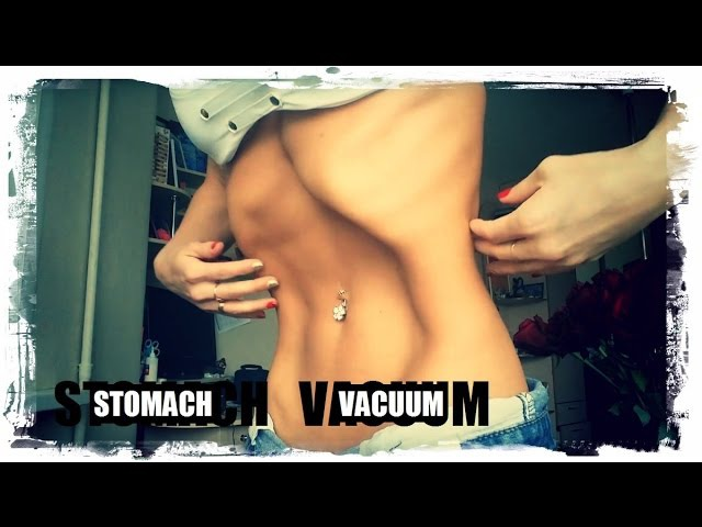Вакуум живота (Stomach Vacuum) 👍 Nauli Yoga