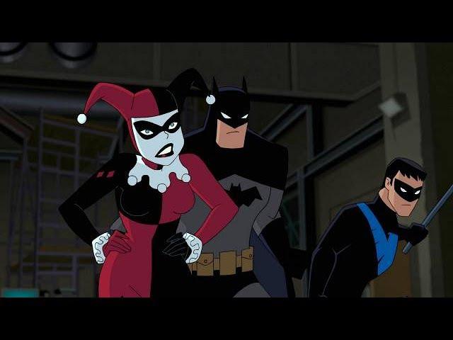 Бэтмен и Харли Куинн   Batman and Harley Quinn   Трейлер