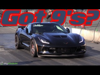 Two Simple Mods put this C7 Z06 in the 9s!