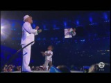 Anitta ,Caetano Veloso e Gilberto Gil Na Cerimonia de abertura Olimpiadas Rio 2016