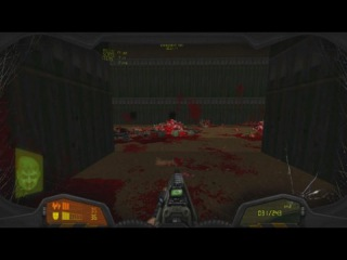 gzdoom Project Brutality (Difficulty: Brutal)
