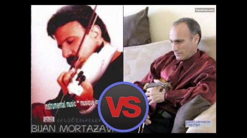 Violin Masters Challenge Samvel Yervinyan vs Bijan Mortazavi