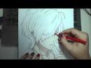 Speed Drawing Sakamaki Subaru Diabolik Lovers