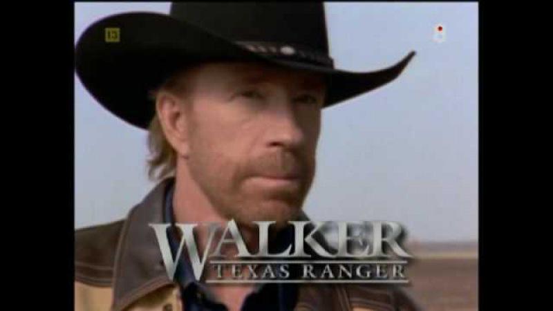 Walker texas ranger - Cuenta atras