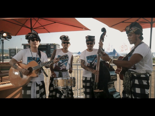 Pohoda acoustic session – The Hydrant